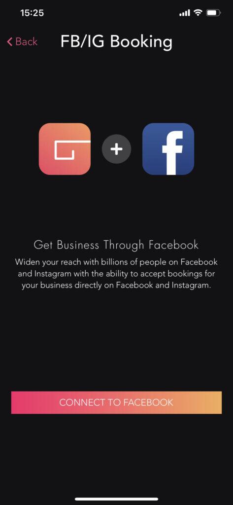 Gloss Genius Facebook Integration