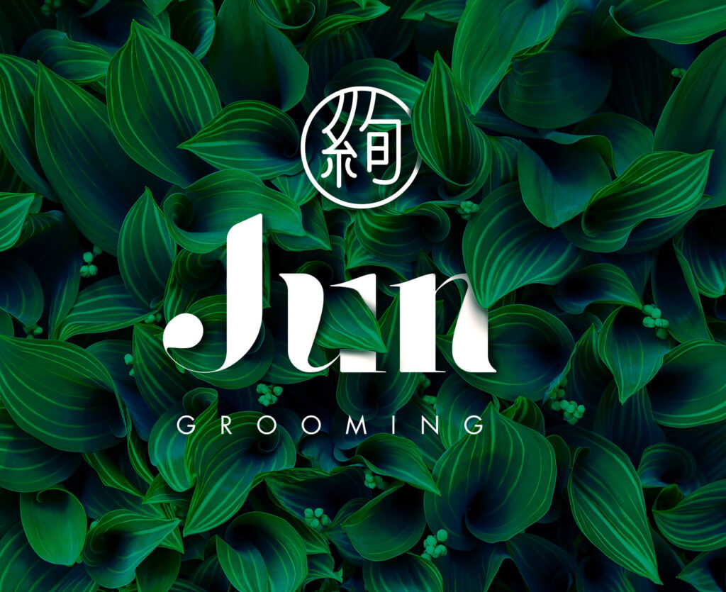 Jun Grooming japan logo