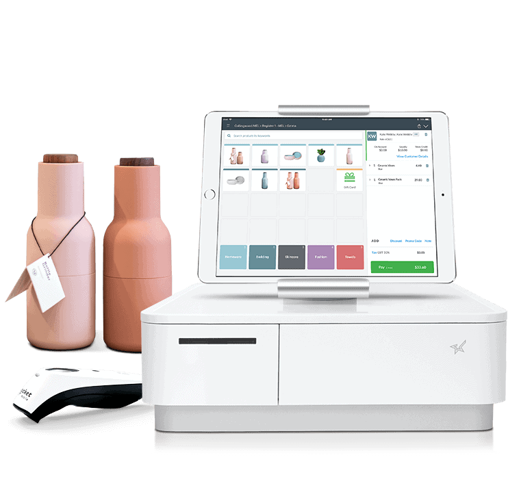 Vend Salon POS for Hairdressers and Salon Owners